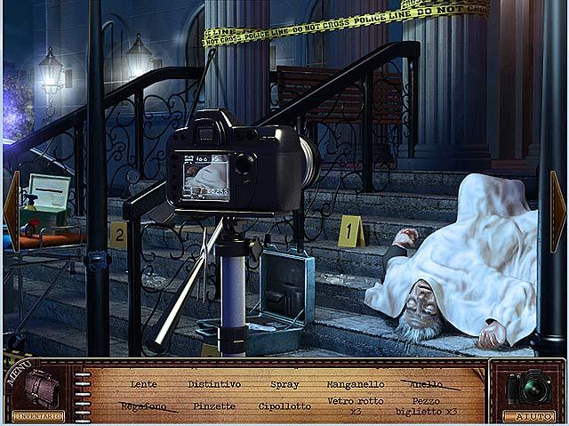 Screenshot Del Gioco 3 Mind's Eye: Secrets of the Forgotten