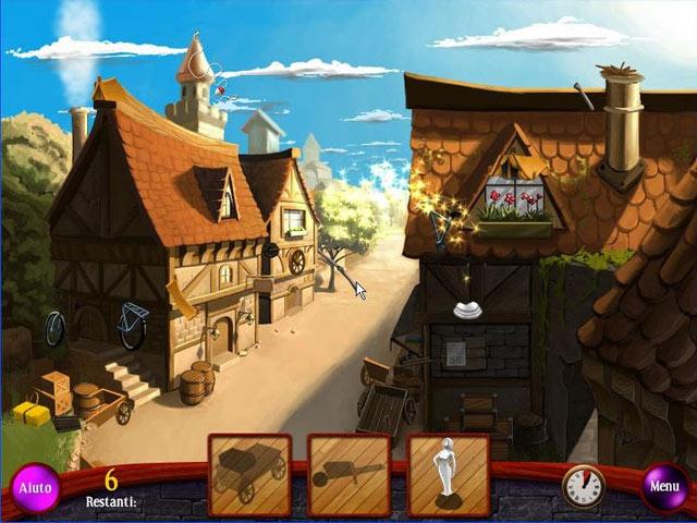 Screenshot Del Gioco 2 Miriel's Enchanted Mystery