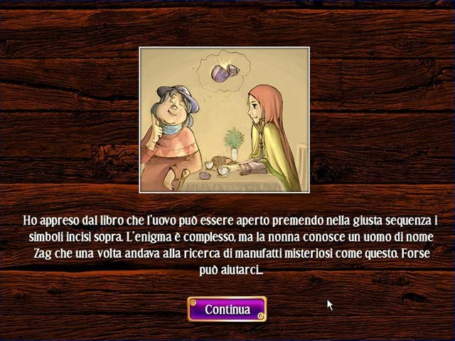 Screenshot Del Gioco 3 Miriel's Enchanted Mystery