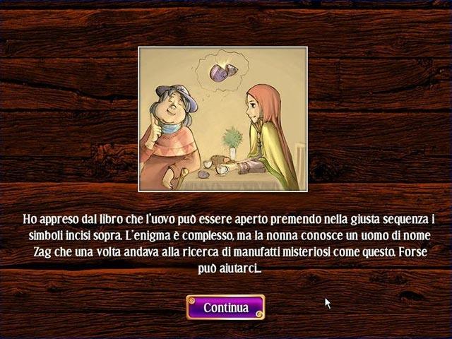 Screenshot Del Gioco 3 Miriel's Enchanted Mystery