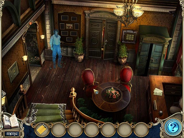 Screenshot Del Gioco 3 Morte a Fairing Point: Un Romanzo di Dana Knightstone