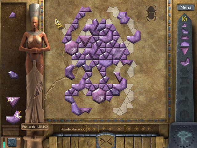 Screenshot Del Gioco 2 Mosaic Tomb of Mystery