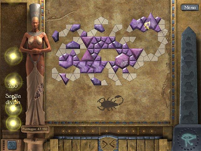 Screenshot Del Gioco 3 Mosaic Tomb of Mystery