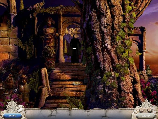 Screenshot Del Gioco 1 Murder Island: Secret of Tantalus