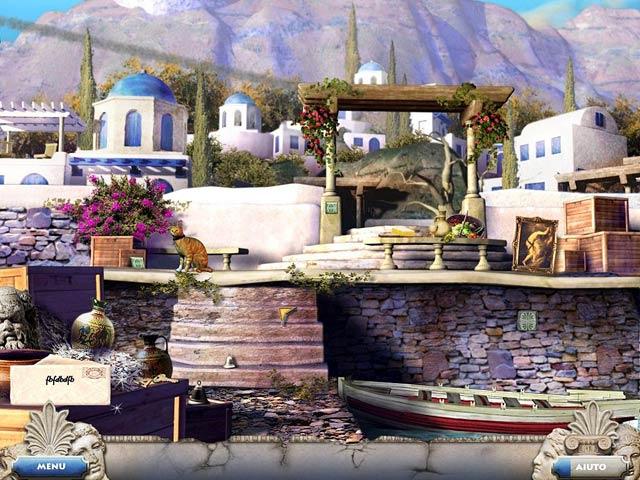 Screenshot Del Gioco 2 Murder Island: Secret of Tantalus