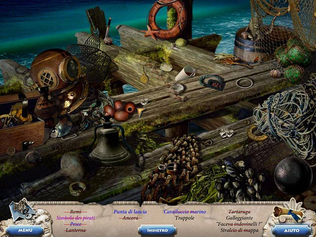 Screenshot Del Gioco 3 Murder Island: Secret of Tantalus