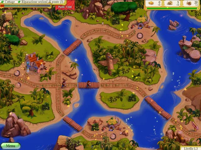 Screenshot Del Gioco 1 My Kingdom for the Princess II