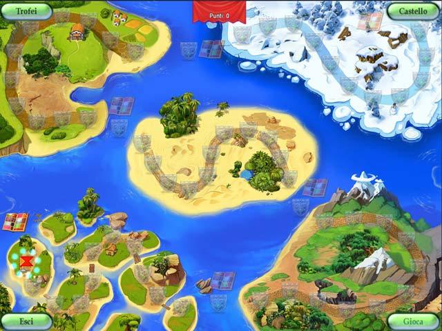 Screenshot Del Gioco 3 My Kingdom for the Princess II