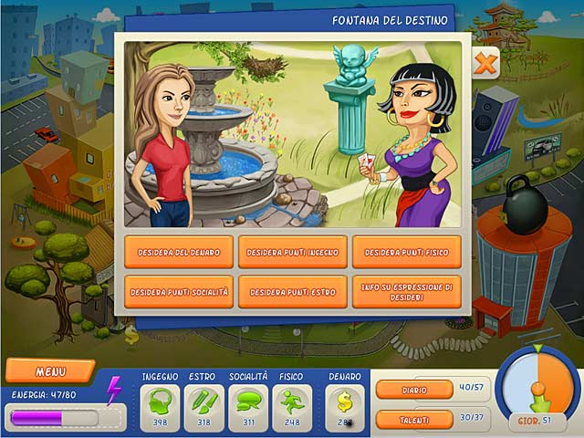 Screenshot Del Gioco 3 My Life Story: All'avventura
