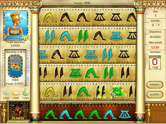 Screenshot Del Gioco 2 Mysteries of Horus