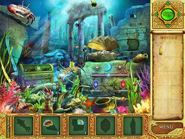 Screenshot Del Gioco 3 Mystery Age: Lo scettro imperiale