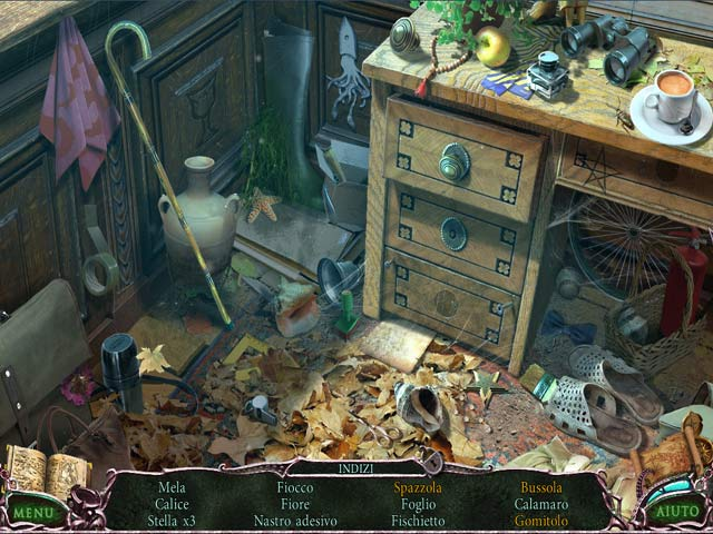 Screenshot Del Gioco 1 Mystery of the Ancients: La maledizione di Fontenera