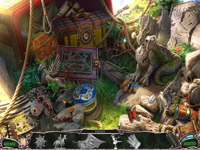 Screenshot Del Gioco 3 Mystery of the Ancients: La maledizione di Fontenera Edizione Speciale