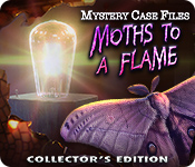 Caratteristica Screenshot Gioco Mystery Case Files: Moths to a Flame Collector's Edition