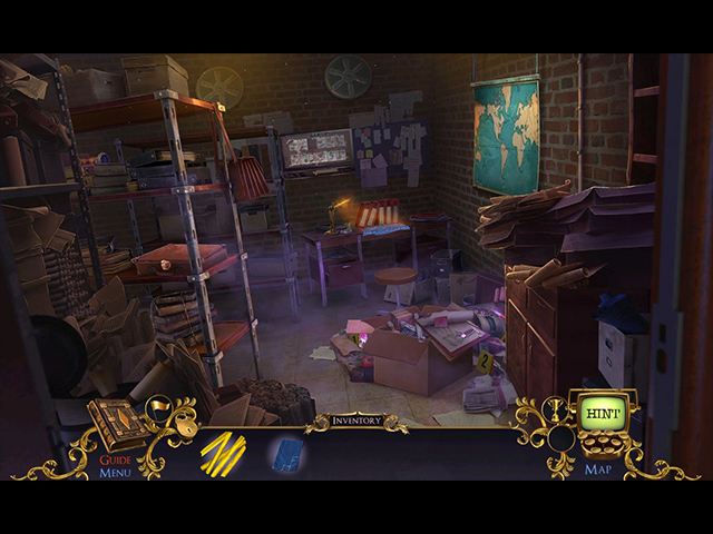 Screenshot Del Gioco 1 Mystery Case Files: Moths to a Flame Collector's Edition
