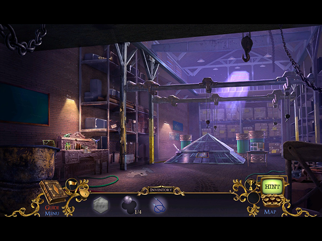 Screenshot Del Gioco 3 Mystery Case Files: Moths to a Flame Collector's Edition