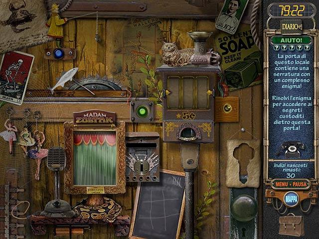 Screenshot Del Gioco 3 Mystery Case Files: Ravenhearst