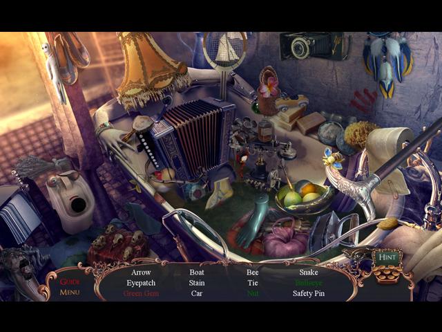 Screenshot Del Gioco 3 Mystery Case Files: The Countess Collector's Edition