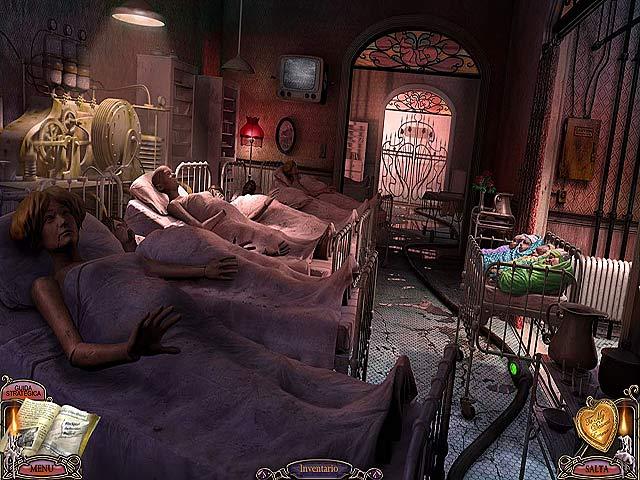 Screenshot Del Gioco 1 Mystery Case Files®: Fuga da Ravenhearst Edizione Speciale