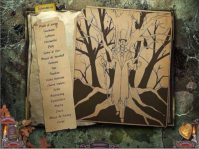Screenshot Del Gioco 2 Mystery Case Files®: Fuga da Ravenhearst Edizione Speciale