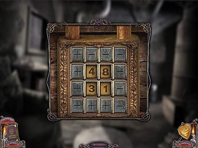 Screenshot Del Gioco 3 Mystery Case Files®: Fuga da Ravenhearst Edizione Speciale