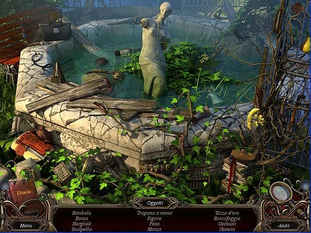 Screenshot Del Gioco 2 Mystery Chronicles: Tradimenti d'amore