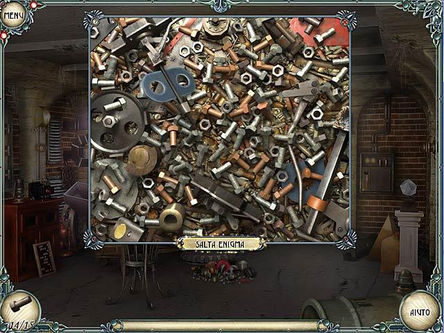 Screenshot Del Gioco 1 The Mystery of the Crystal Portal: Oltre l'orizzonte