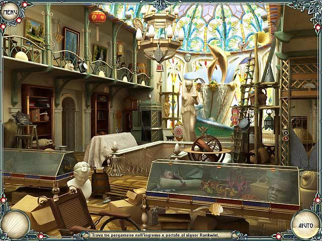Screenshot Del Gioco 2 The Mystery of the Crystal Portal: Oltre l'orizzonte