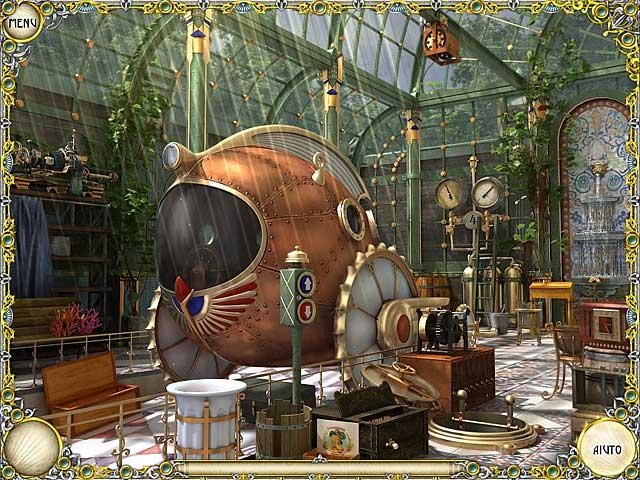 Screenshot Del Gioco 3 The Mystery of the Crystal Portal: Oltre l'orizzonte