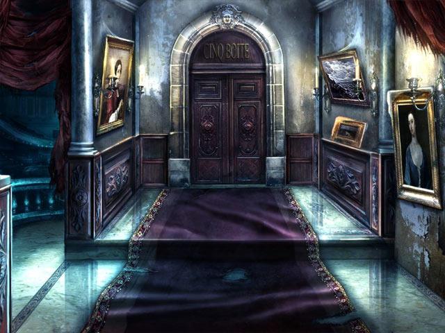 Screenshot Del Gioco 2 Mystery Legends: The Phantom of the Opera