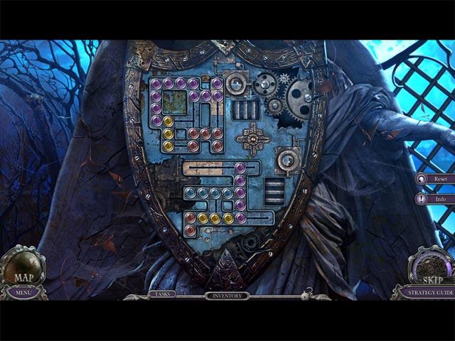 Screenshot Del Gioco 3 Mystery Trackers: Blackrow's Secret Collector's Edition