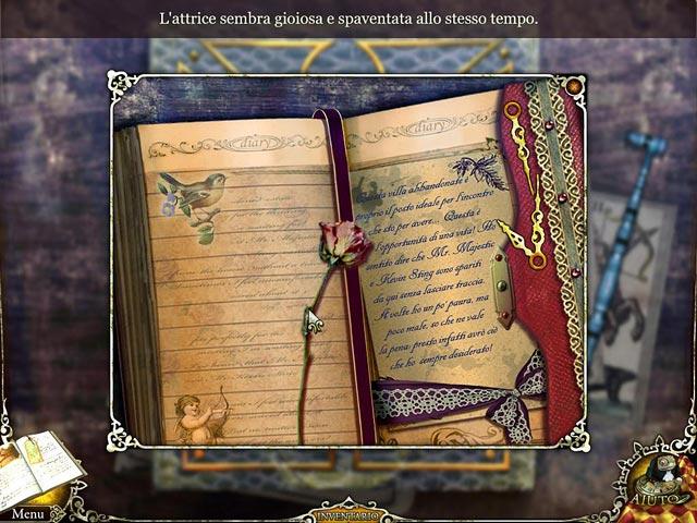 Screenshot Del Gioco 2 Mystery Trackers: Villa Varco