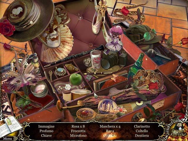 Screenshot Del Gioco 3 Mystery Trackers: Villa Varco