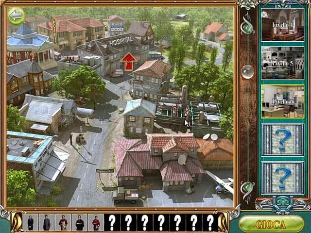 Screenshot Del Gioco 3 Mysteryville 2