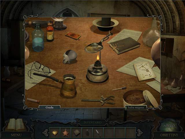 Screenshot Del Gioco 2 Mystic Diary: Le pagine mancanti