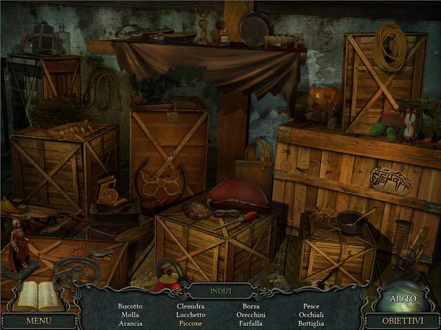 Screenshot Del Gioco 3 Mystic Diary: Le pagine mancanti