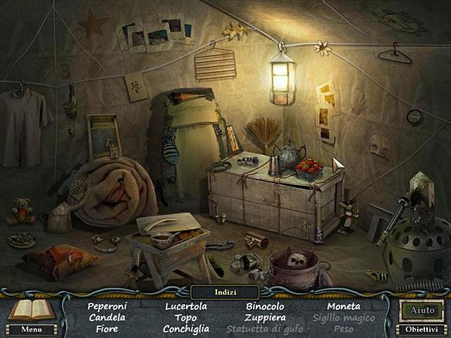 Screenshot Del Gioco 2 Mystic Diary: L'isola dei fantasmi