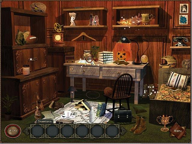 Screenshot Del Gioco 2 Mystic Diary: Alla ricerca del fratello scomparso