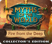 Caratteristica Screenshot Gioco Myths of the World: Fire from the Deep Collector's Edition