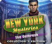 Caratteristica Screenshot Gioco New York Mysteries: The Outbreak Collector's Edition