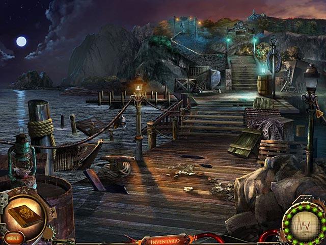 Screenshot Del Gioco 1 Nightfall Mysteries: Il manicomio di Ashburg