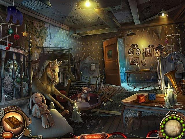 Screenshot Del Gioco 3 Nightfall Mysteries: Il manicomio di Ashburg