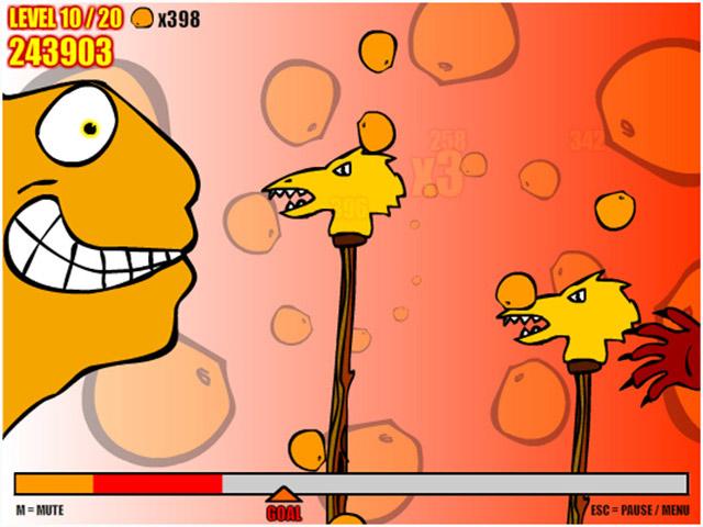 Screenshot Del Gioco 3 Orange You Glad