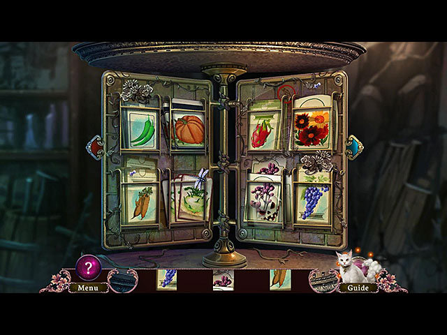 Screenshot Del Gioco 1 Otherworld: Shades of Fall Collector's Edition