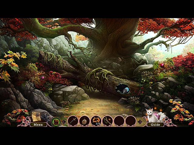 Screenshot Del Gioco 2 Otherworld: Shades of Fall Collector's Edition