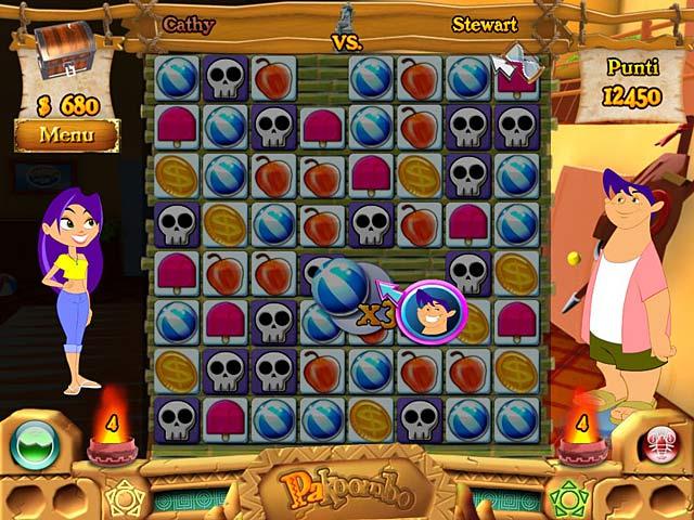 Screenshot Del Gioco 2 Pakoombo