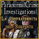Paranormal Crime Investigations: La confraternita del Serpente