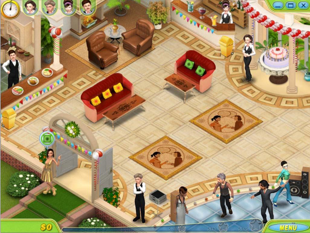 Screenshot Del Gioco 1 Party Down