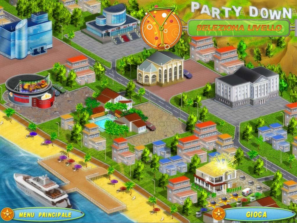Screenshot Del Gioco 2 Party Down