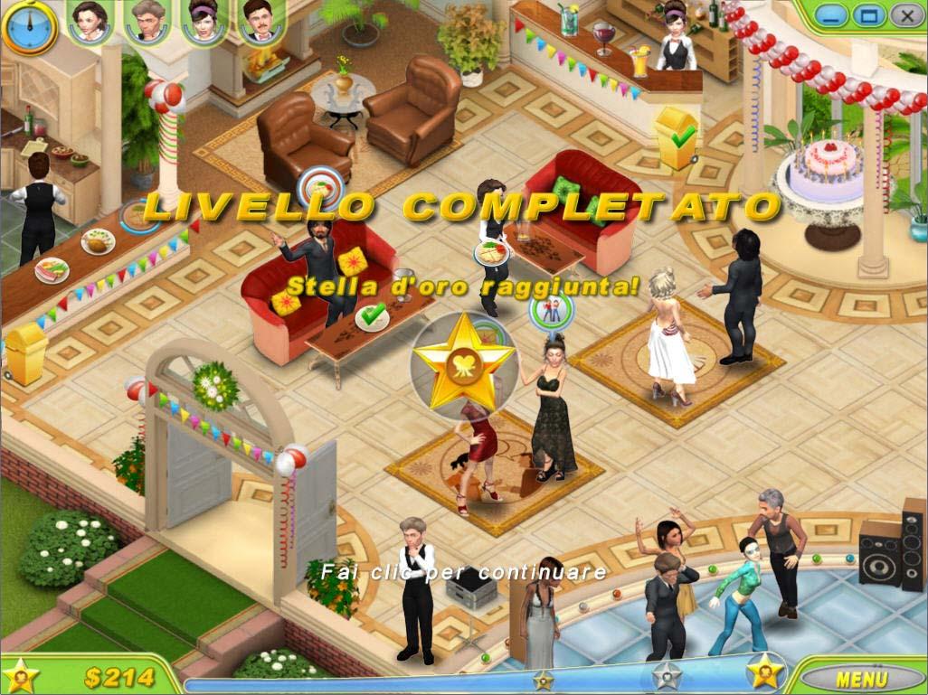 Screenshot Del Gioco 3 Party Down
